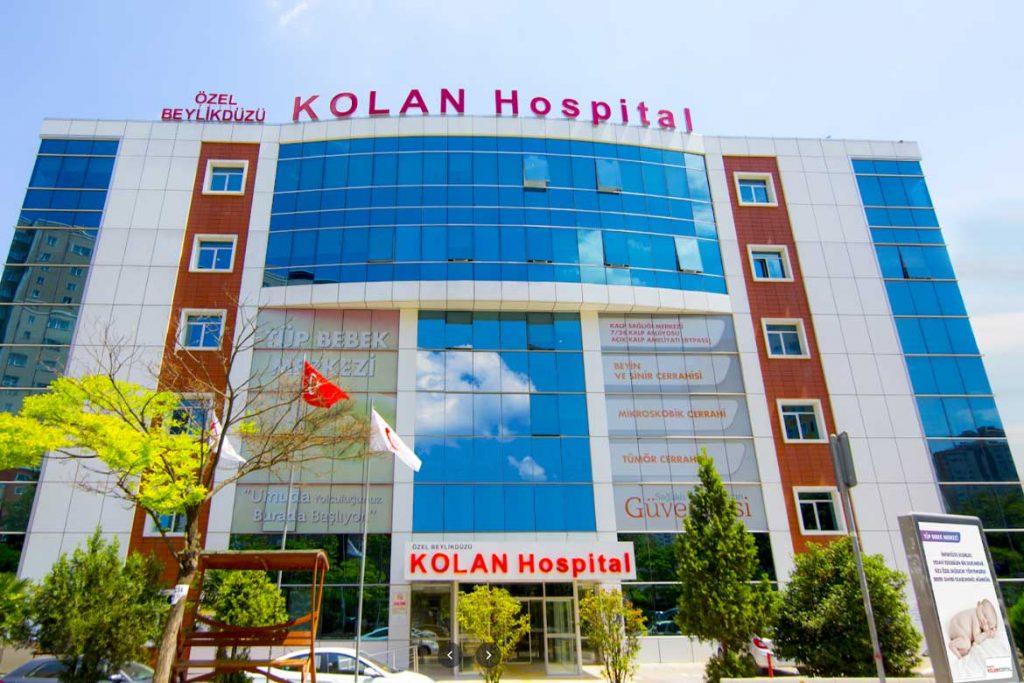 Beylikdüzü Kolan Hastanesi