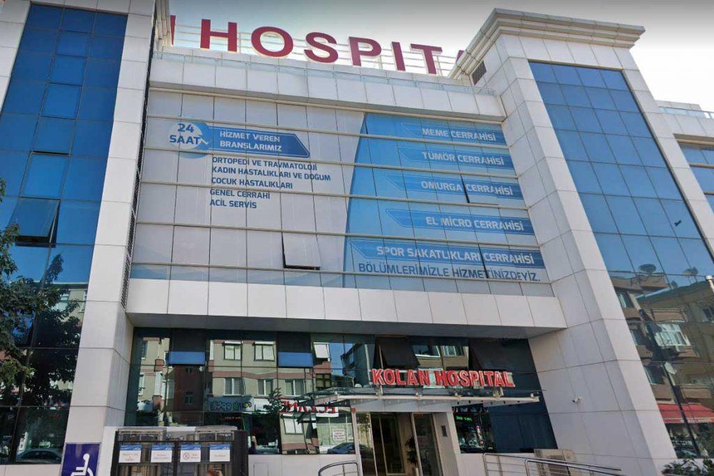 Büyükçekmece Kolan Hastanesi