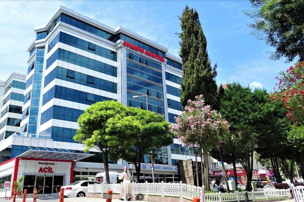 eytinburnu Avrasya Hastanesi